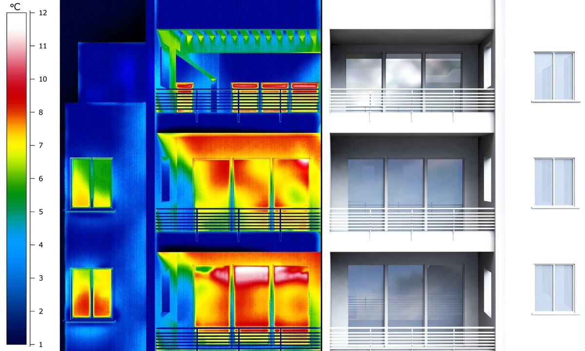 Faire une étude thermique pour logements collectifs